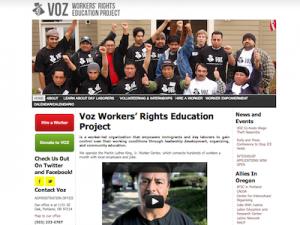 Portland Voz Screenshot Nov 12