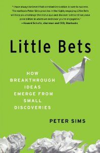 Little Bets book coverjpg