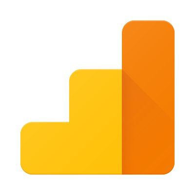 Google Analytics Logo (Bar Chart)